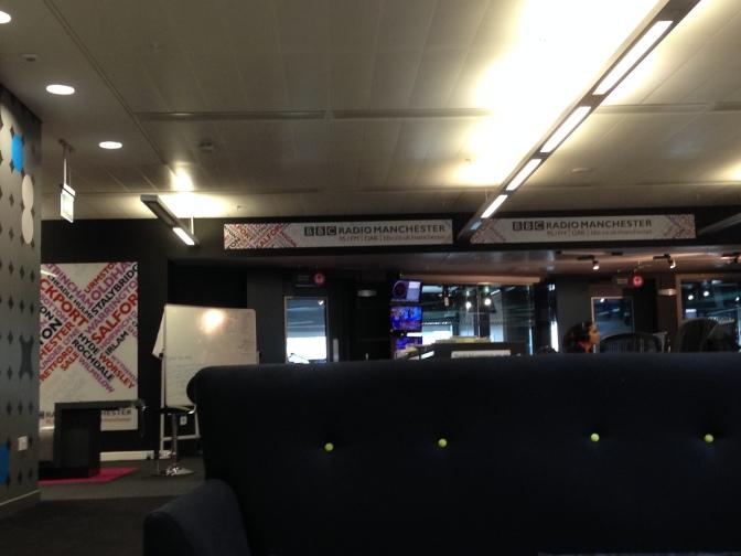 BBC Radio Manchester interview