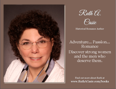 Ruth Casie graphic