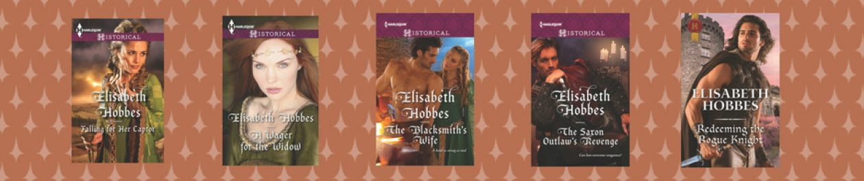 Elisabeth Hobbes -Writer of naughty knights and brooding heroes for Harlequin Mills & Boon