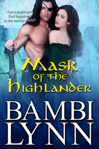 Bambi Lynn - Mask of the Highlander Cover